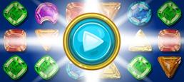 Логотип игры «Атлантида»