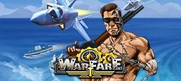 Логотип игры «Warfare»