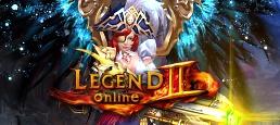 Логотип игры «Legend Online 2»