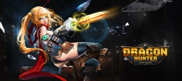 Логотип игры «Dragon Hunter»