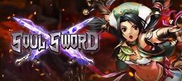 Логотип игры «Soul Sword»