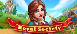 Логотип игры «Королевское Наследие»