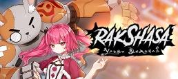 Логотип игры «Rakshasa: Улица Демонов»