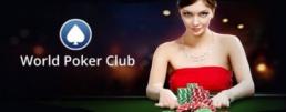 Логотип игры «World Poker Club»