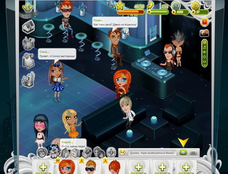 Играть в Аватарию онлайн