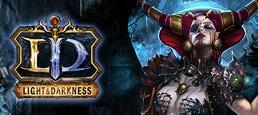 Логотип игры «Свет и Тьма»