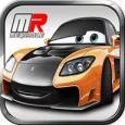 Логотип игры «Mega Race»