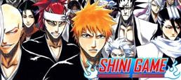 Логотип игры «Shini Game»