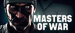 Логотип игры «Мастера войны»