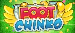 Логотип игры «Footchinko»