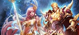 Логотип игры «Легенда Рыцаря»