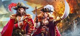 Логотип игры «Ocean Wars»