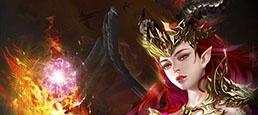Логотип игры «Dragon Lord»
