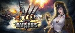 Логотип игры «Warships»