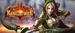 Логотип игры «Kings of War»