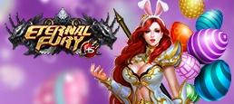 Логотип игры «Eternal Fury»