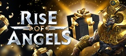 Логотип игры «Rise Of Angels»