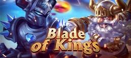 Логотип игры «Blade of Kings»