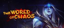 Логотип игры «World of Chaos»