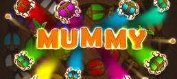 Логотип игры «Мумия»