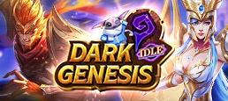 Логотип игры «Dark Genesis»