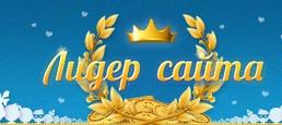 Логотип игры «Лидер сайта»